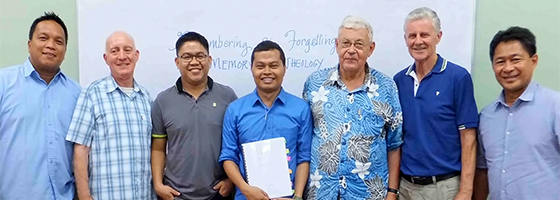 Two more Marist Asia student graduates