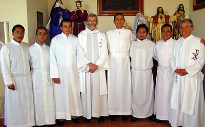 Six new Marists in Latin America