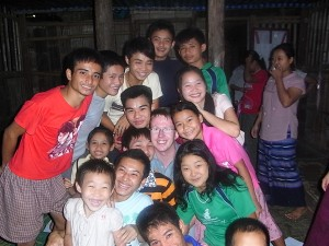 International Marist Mission in Ranong Thailand