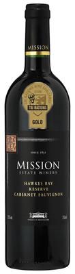 Tri-Nations Triumph for Mission Wine