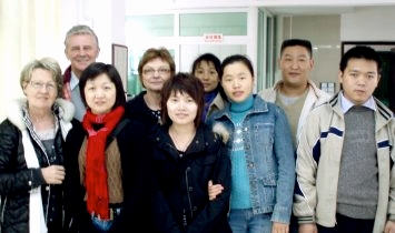 Marist Mission Centre at work in China