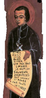 Peter Chanel Marist Father, Saint and Martyr