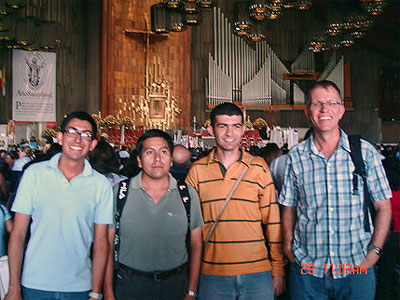 Profession prayers requested for Marist Mexico novices