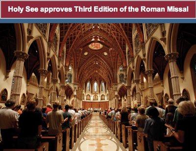 New Missal workshop draws a crowd