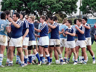Marist colleges, St Patrick's College rugby