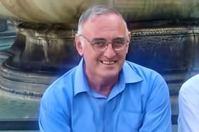 Paul Donoghue: new bishop of Cook Islands