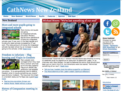 CathNews proves a popular read