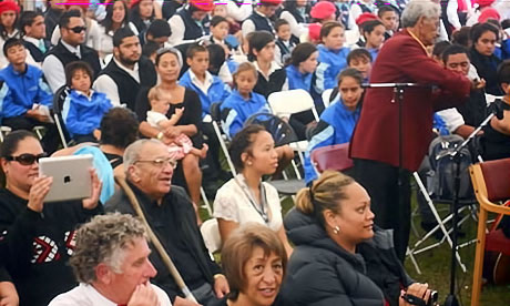Hundreds attend 2012 Hokianga Hui Aranga