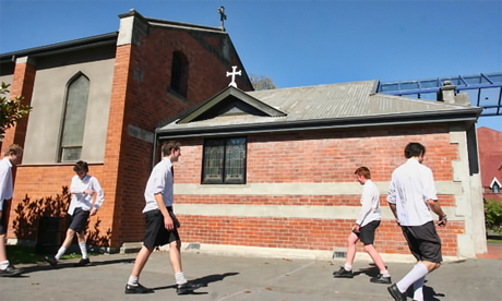 St Bede's College Christchurch Chapel to be demolished