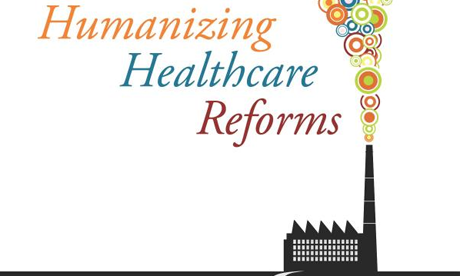 Values are vital in humanizing healthcare reforms says Gerry Arbuckle