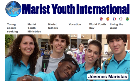Marist Youth International website proves to be popular