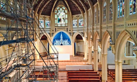 $9.3m to strengthen St Mary of the Angels church