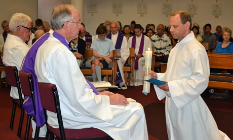 Philip Bennenbroek makes perpetual profession as Marist