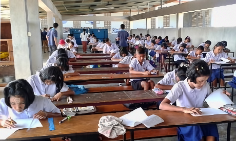 Influx of students for Marist school in Ranong