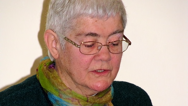 Sr Catherine Jones smsm