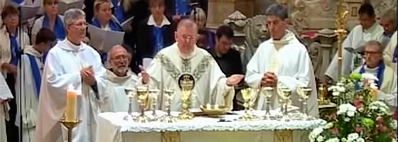 Superior General leads Fourviere bicentenary Mass
