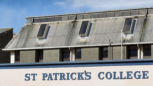Asbestos closes St Patrick's College Wellington