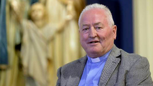 New Year honour for Barry Scannell, St Mary's PP