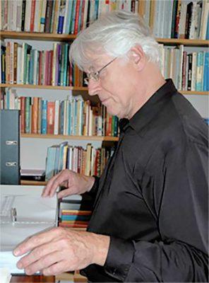 Fr Piet van der Aart SM