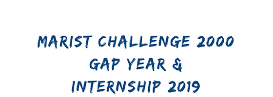 Marist – Challenge Gap year makes a difference